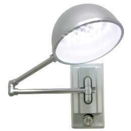 swing arm LED lamp